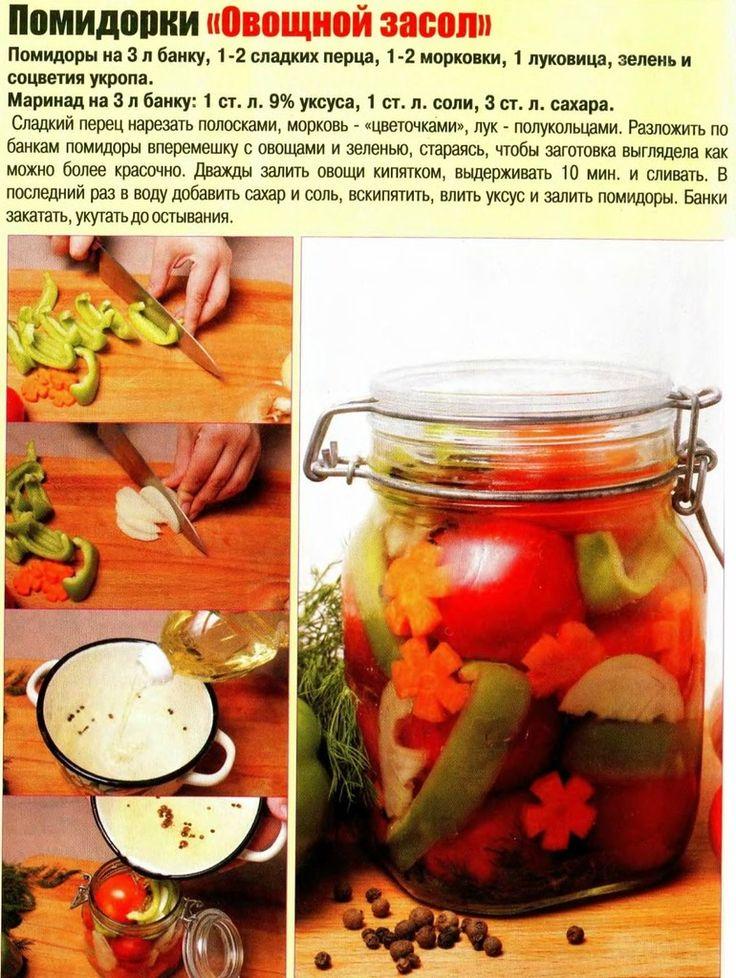 Мобильный LiveInternet Консервирование, заготовки из овощей и зелени - 89 рецептов   MerlettKA - © MerlettKA® ™  