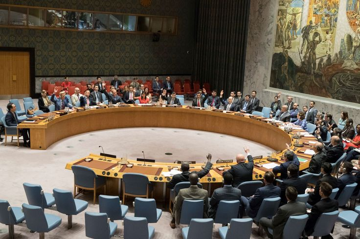 The United Nations Security Council unanimously imposed new sanctions on North Korea on Saturday that could slash by a third the Asian state's $3 billion annual export revenue over its two intercontinental ballistic missile tests in July.