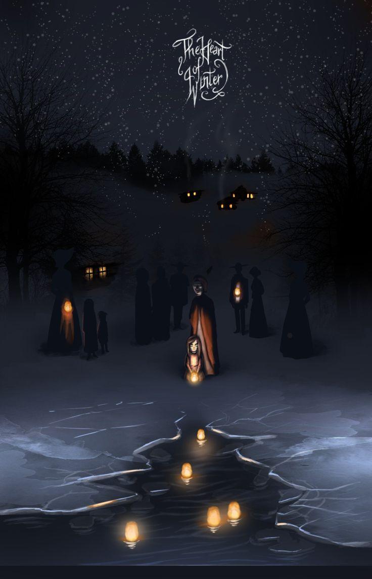 Night light x jack frost - Jack S Family Mourned Him