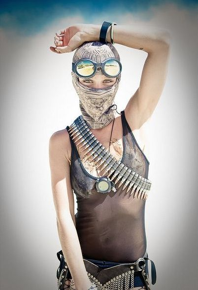 ok... maybe it's burning man... who can tell anymore?  I'm just trying to create a mood here, not an exact replica.