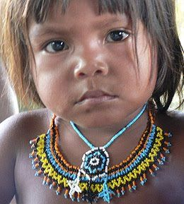 Tribu de los awá, Amazonas