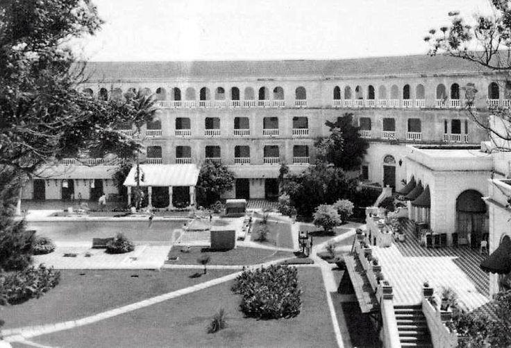 Interiores del Hotel del Prado - 1956