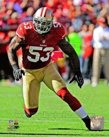 NaVorro Bowman San Francisco 49ers 2012 NFL Picture