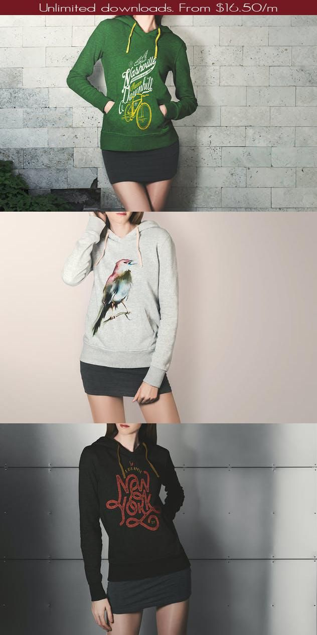 Download Hoodie Mock Up Studio Edition By Genetic96 On Envato Elements In 2020 Hoodies Fashion Envato