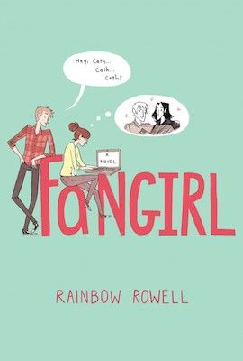 "Thoughts on ""Fangirl"" by Rainbow Rowell (audiobook) (2014)"