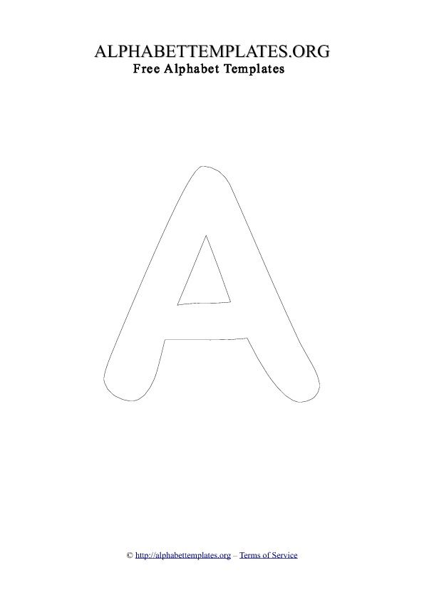 Pin on alphabet