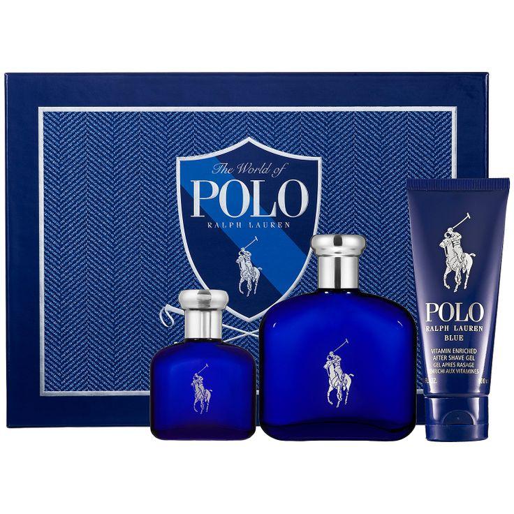 Ralph Lauren Polo Blue Gift Set #Sephora #gifts #giftsforhim
