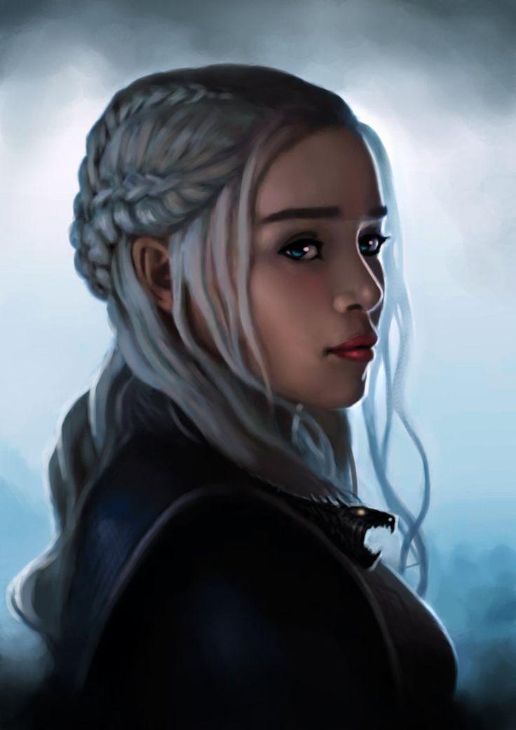 Daenerys by vnbenedicto.deviantart.com on @DeviantArt