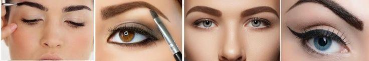 IDENTIFICA TU TIPO DE CEJAS : MAQUILLAJE ACTUAL: Maquillaje moderno para jovencitas y señoras