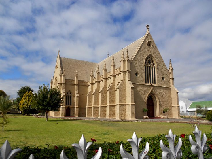 Dutch Reformed Church, Oudtshoorn, South Africa