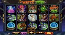 Dr Watts Up video slot machine. Play for fun and enjoy free slot games!