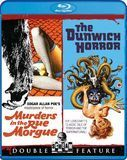 Murders in the Rue Morgue/The Dunwich Horror [Blu-ray]