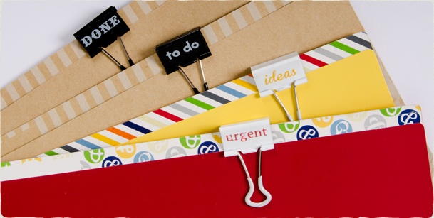 Organise your home or office space in style using these custom text Stick Ons.