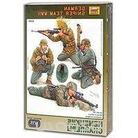 Немецкие снайперы. Модель для сборки