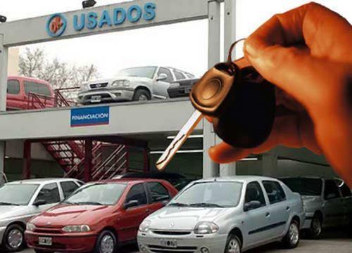Salvo en La Pampa, cayó la venta de usados