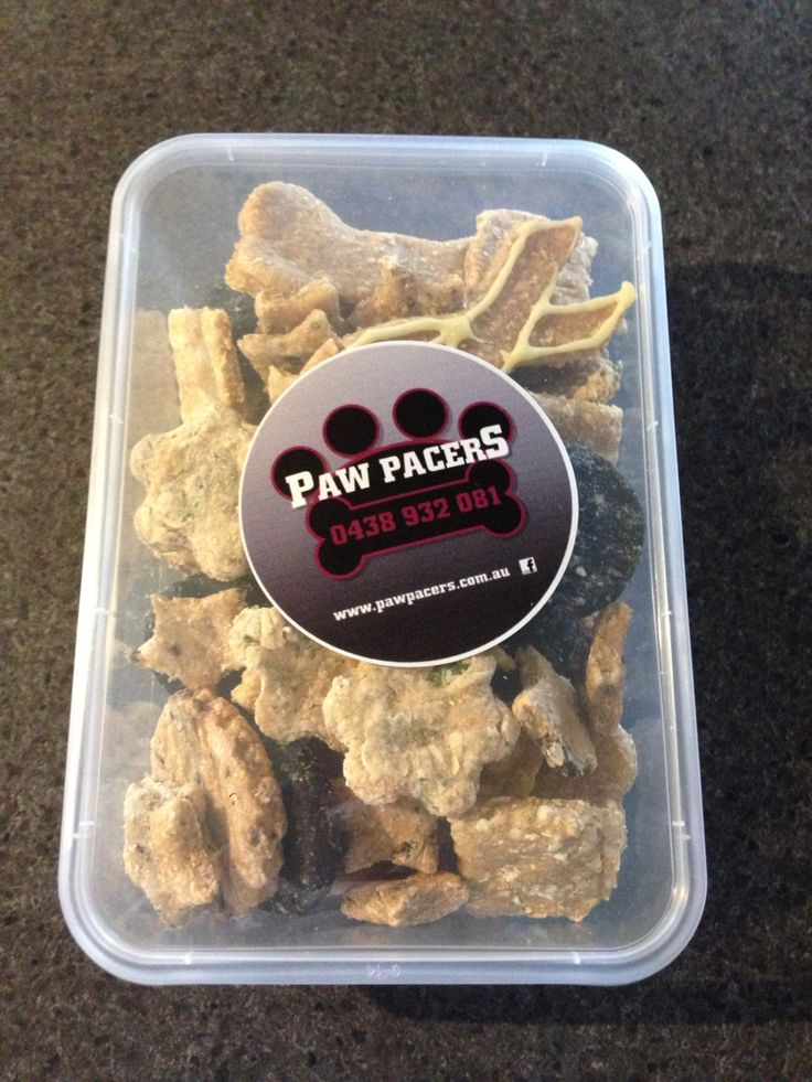 Mixed packet of dog biscuits $10