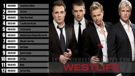 Westlife Greatest Hits - Westlife Best Of - Westlife Top 20 Best Love Songs - YouTube