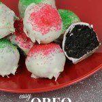 Easy Oreo Balls Recipe - It is a Keeper
