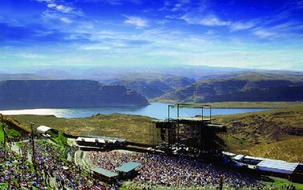 The Gorge Amphitheatre George Wa I Want To Go To There