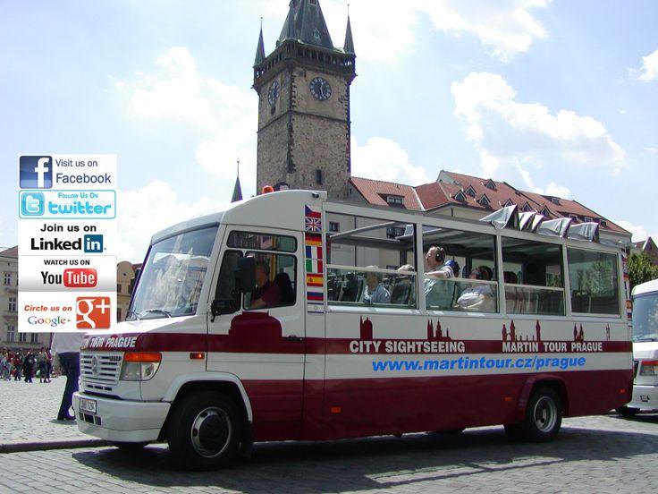 Prague sightseeing with Martin Tour Prague