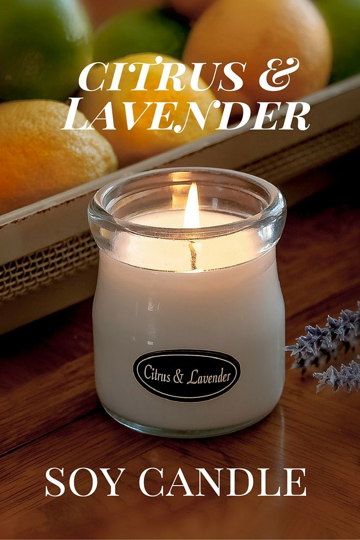 What is your favorite Milkhouse Candle Scent? One of our favorites is the simple clean fragrance of Citrus Lavender.