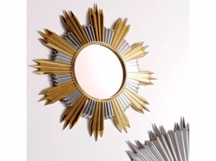 S107 Specchio Collezione Paris by Rozzoni Mobili d'Arte design Statilio Ubiali