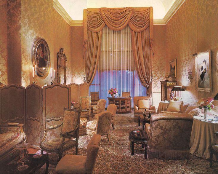 103 Best Beautiful Interiors Mark Hampton Images On