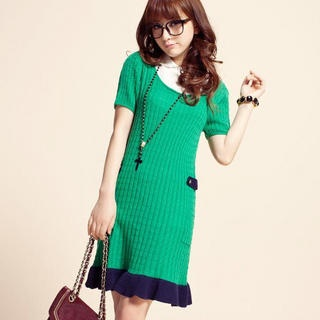 Cable-Knit dress: Cable Knit, Buy Angel