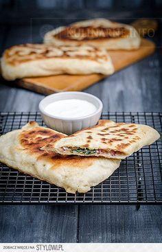 Golzeme - turecki chlebek