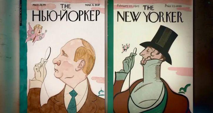Découvrez le combat que se livrent les États-Unis et la Russie au travers des chaînes de télévision. Présenter la télévision de son pays (A2), présenter la télévision de ses rêves (B1), donner son avis sur la liberté d'expression et la liberté de la presse (B2).