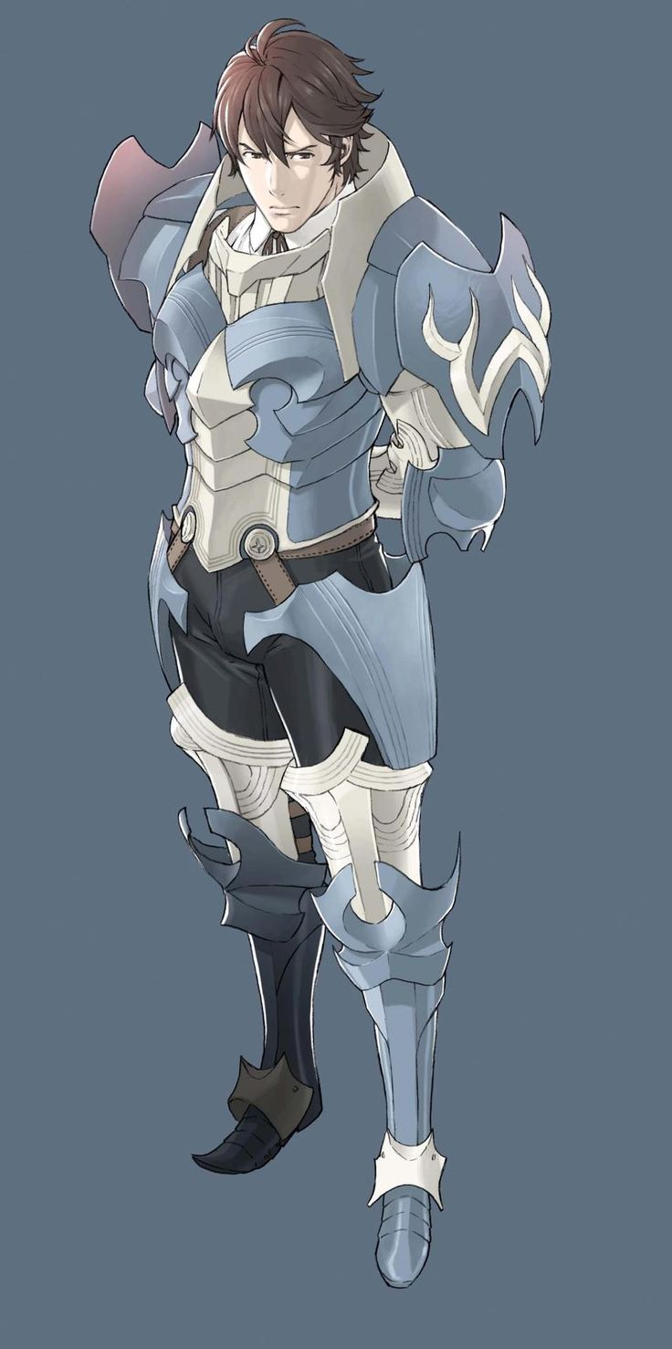 Ohhh, Frederick! You're probably a big reason why I want Fire Emblem: Awakening so much~ :D