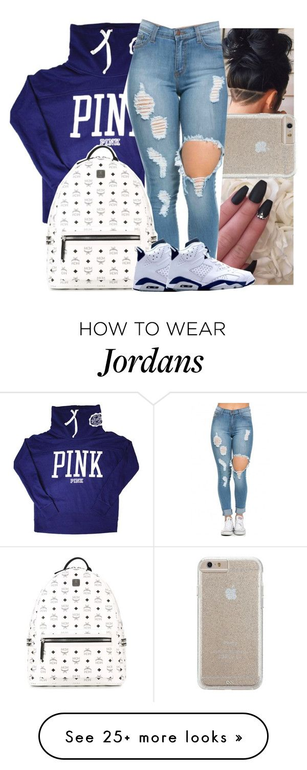 """""""No more school"""" by kaygwuapo on Polyvore featuring Case-Mate, Victoria's Secret, MCM and NIKE"""