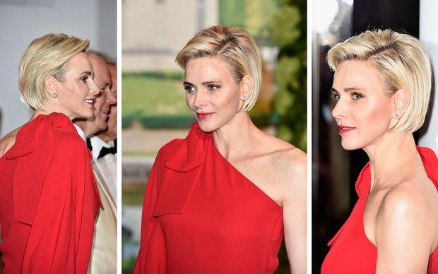 SO sieht Fürstin Charlène nicht mehr aus!