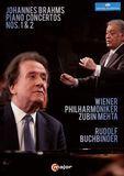 Wiener Philharmoniker/Zubin Mehta/Rudolf Buchbinder: Brahms - Piano Concertos Nos. 1 & 2 [DVD] [2015], 31512572