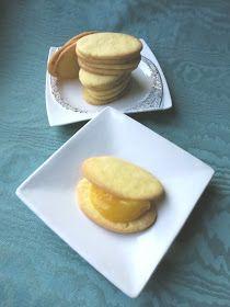 A Tavola con Mammazan: Ecco i frollini al limone con il Lemon Curd!!!
