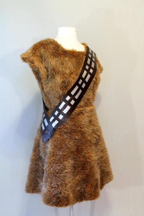 Well, I think I found my costume for Star Wars Celebration VI!!!