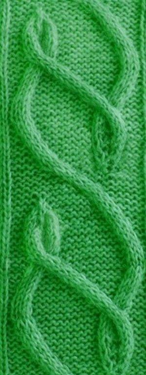 Model de tricotat muguri