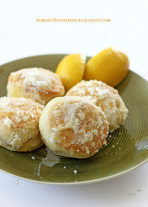Baked Lemon & Ricotta Doughnuts | Donuts. Is there ...