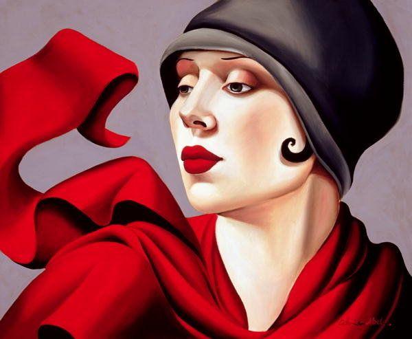 Catherine Abel - AUTUMN ZEPHYR Australian contemporary artist, referring to the…