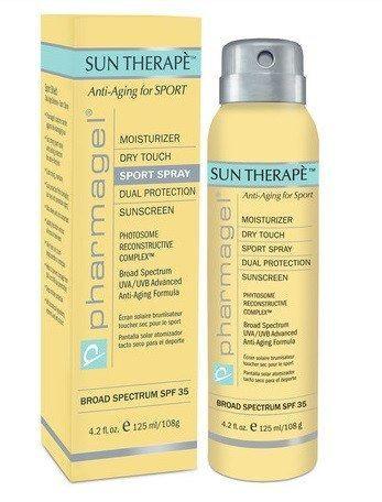 Pharmagel Sun Therape Sport Spray Sunscreen SPF 35 4.2 oz