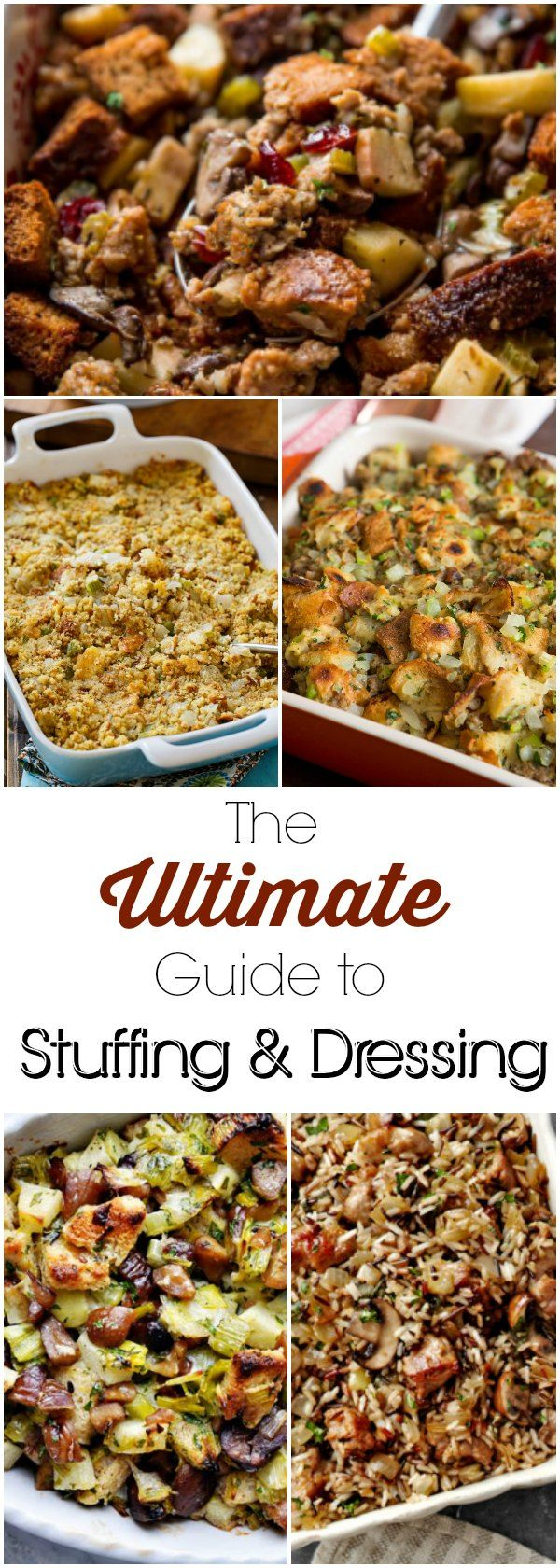 The Ultimate Guide to Thanksgiving Stuffing and Dressing