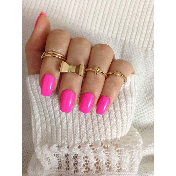 #nails #nail #fashion #style  #cute #beauty #beautiful  #pretty #girl #girls #stylish #sparkles #styles #gliter #nailart #art #opi  #essie  #love #shiny #polish #nailpolish #rings #pink