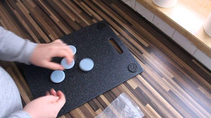 DIY Gleitbrett für den Thermomix TM5