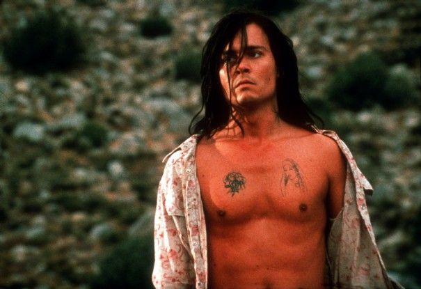 Johnny Depp...The Brave 2013