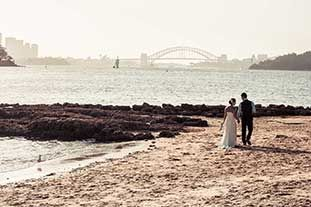 Natural & Stylish Sydney Wedding Photography
