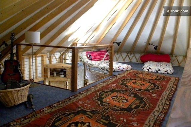 yurt loft