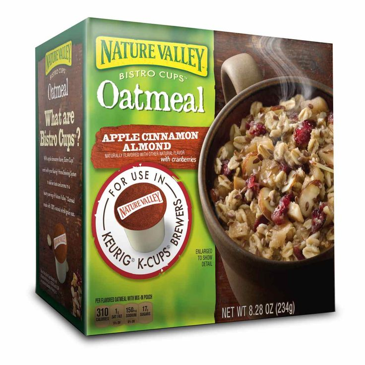 Oatmeal in a Keurig machine? General Mills thinks so.....pinterest thought of this first lol