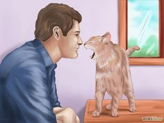 Bildtitel Communicate with Your Cat Step 11