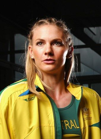 Sprinter Mel Breen will represent Australia as a member of the track team. This year the 23-year-old broke the Australian record for the women's 100 metre sprint when she clocked 11.11 seconds at the ACT Championships held in February.