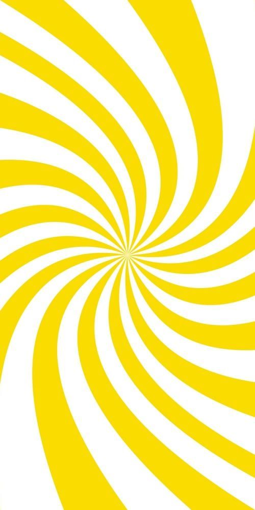 Abstract Swirl Background From Yellow And White Twisted Spiral Ray Stripes Vector Design Geometric Background Wedding Background Images Ipad Mini Wallpaper